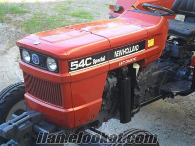 2001 MODEL 1500 SAATTTE NEWHOLLAND 54 C SPECİAL