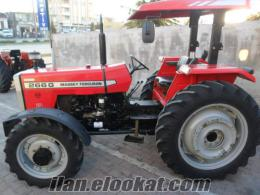1200 SAATTE 2007 MODEL 266 GOLD MASSEY FERGUSON 4X4
