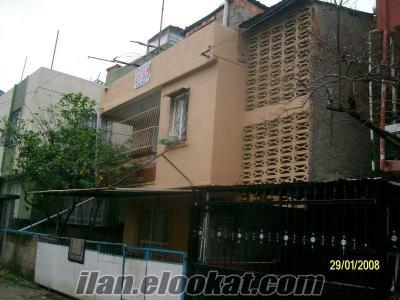 satılık müstakil 2 katlı ev