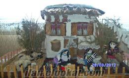 sahibinden satılık köy evi
