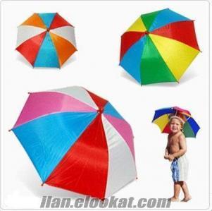 Toptan Şapka Şemsiye, Kafaya Takılan Şemsiye Güneşlik
