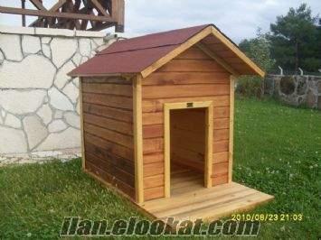 Satılık köpek kulübesi