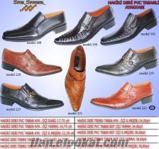 ucuz emitasyon erkek ayakkabı suni deri ayakkabı