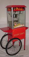 popcorn makinesi Bornovada
