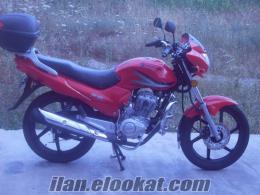 Çorluda asya motorsiklet