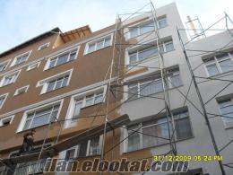 İstanbul Kadıköyde mantolama