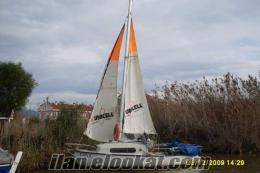 sahibinden satılık yelkenli motorlu tekne