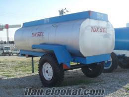 sıfır 3 tonluk kalvenizli su tankeri