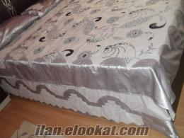 TAŞLI PİKE TAKIMI kumaşı