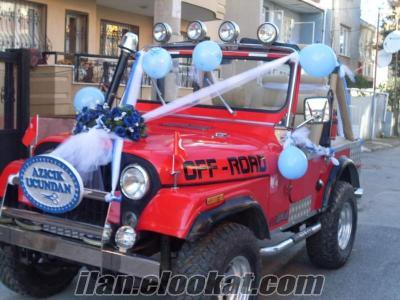 İzmir Bayraklı sünnet arabası