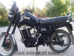 kırıkkalede sahibinden satılık 251 mz motor ACİLL...