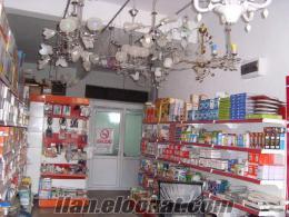 Bursa yunuselinde devren satılık elektrik tesisat dükkanı