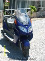 anamurda satılı k scooter.