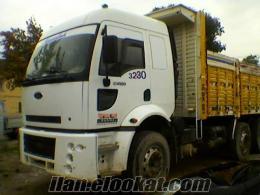 Sahibinden 2006 model ford cargo 3230S kamyon