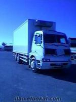 frigorifik kasalı klimalı liftli kamyon
