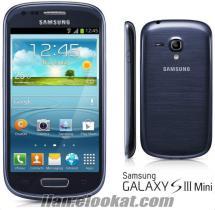 Samsung Galaxy S3 Mini i8190 Cep Telefonu