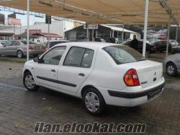 istanbul bağcılarda sahibinden 2.el araçlar 2005 model Reno clio