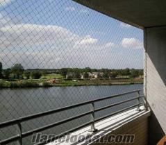 Satılık balkon filesi