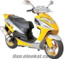Satılık mondial scooter yedek parça