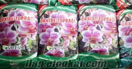 Satılık orkide toprağı