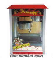 Satılık popcorn makinası