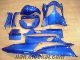 Satılık scooter 150 balina kasa kaporta seti mavi