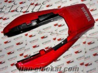 Satılık sele bagaliti seti ybr - k kırmızı 2011