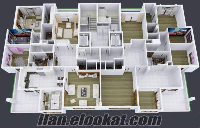 Mersin Autocad Ve 3d Studio Max Kursu