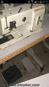 satılik deri makinası 1245 paff
