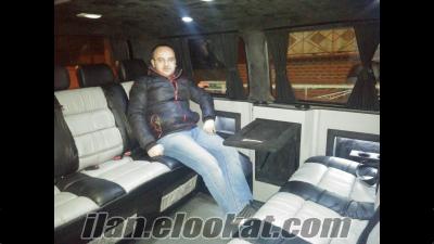 Vip siyah transporter 1.9TDİ