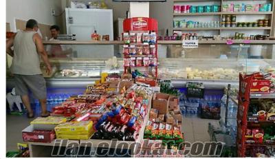 Akçay İkizçay Mahallesi ACİLL Devren Satılık Şarküteri&Market