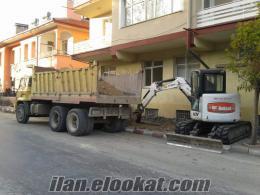 Isparta Uluborluda kiralık işmakinaları