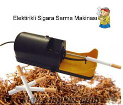 Sigara Sarma Dolum Makinası Elektrikli - DIAMOND