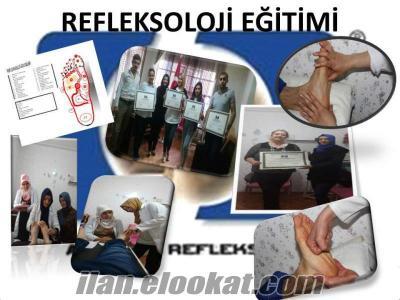 Ankara refleksoloji eğitimi