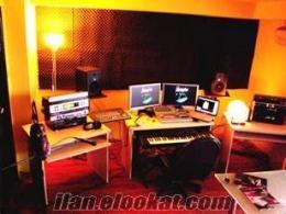 Devren Satılık Müzik Stüdyosu 12.000 TL