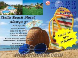 Stella Beach Hotel Alanya 5* Enjoy Turizm ile