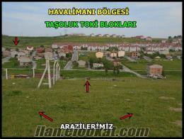 TAŞOLUK HAVALİMANI BÖLGESİNDE KAZANDIRAN ARSALAR