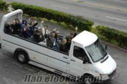 Gezi aracı Gezi treni Gezi arabası Gezi vagonu İmalatı Aysan Bursa