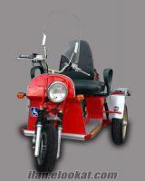 Üç tekerli motor