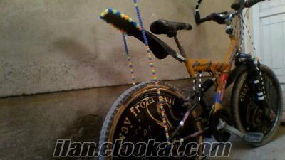 vanda sahibinden satılık pisiklet