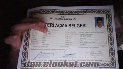 istanbulda kaynak makina iş yeri açma belgesi kiralık