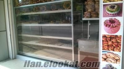 bursa yıldırımda satılık fırın  iş yeri