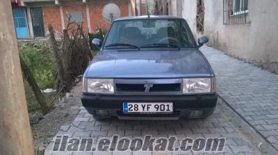 Giresun Espiye de 98 model doğan slx Fiat 15000tl