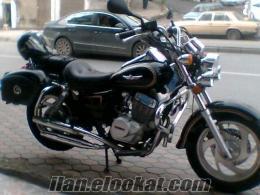 250 cc CHOPPER 2006M 5000KM RAMZEY