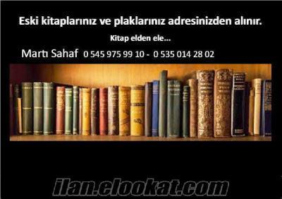 ikinci el kitap alınır, eski kitap alınır, dergi alınır