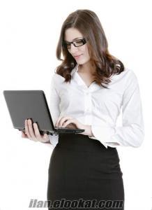 Kariyerli Düzenli Masa Başı İş İsteyen Yönetici Bayan Asistan Aranıyor..!