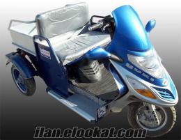 Yuki üç tekerli engelli aracı