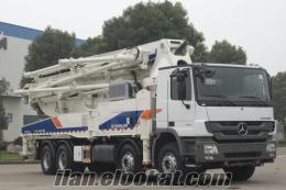 satılık beton pompası Zoomlion