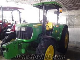 adanadan 2012 model john deere 5055 e 4x4 çift çeker traktörrr.