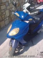 Bodrumdan satılık scooter bodrum